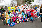 Enjoying the Meadowlands Tralee & Tralee Chamber Alliance Easter Kids Fancy Dress Fun Run at Tralee Town Park on Saturday