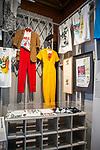 "Installation view of ""Willi Smith: Street Couture."" Photo: Ann Sunwoo © Smithsonian Institution"
