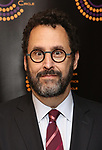 Tony Kushner attends the 2018 Outer Critics Circle Theatre Awards at Sardi's on May 24, 2018 in New York City.