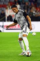 Nico Schulz (Deutschland Germany) - 06.09.2018: Deutschland vs. Frankreich, Allianz Arena München, UEFA Nations League, 1. Spieltag