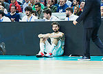 Sergio Llull during Real Madrid vs Kirolbet Baskonia game of Liga Endesa. 19 January 2020. (Alterphotos/Francis Gonzalez)