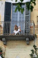 Europe/Italie/Lac de Come/Lombardie/Varenna : Villa Cipressi