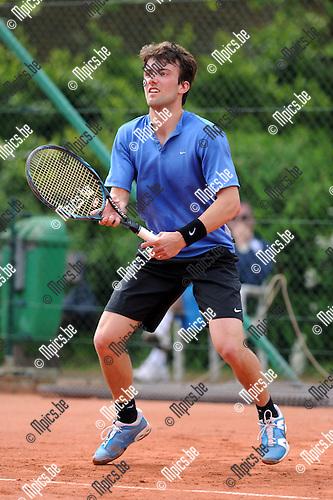 2012-05-20 / Tennis / 2012 / Interclub Zevenbergen / Joris de Weerdt..Foto: Mpics.be