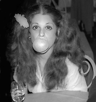 Gilda Radner 1977<br /> Photo By Adam Scull/PHOTOlink.net