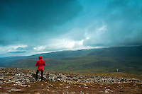 The Northern Corries from Creag Dhubh, Cairngorm National Park, Badenoch and Speyside