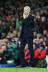 Arsenal's Arsene Wenger looks on <br /> <br /> Barclays Premier League- Arsenal vs AFC Bournemouth - Emirates Stadium - England - 28th December 2015 - Picture - David Klein/Sportimage