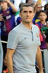 53e Trofeu Joan Gamper.<br /> Presentation 1st team FC Barcelona.<br /> Ernesto Valverde.