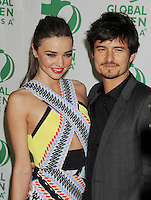 PAP0213JP421.PAP0213JP421.Miranda Kerr and Orlando Bloom arrives at Global Green USA's 10th Annual Pre-Oscar party at Avalon on February 20, 2013 in Hollywood, California.PAP0213JP421.Miranda Kerr and Orlando Bloom arrives at Global Green USA's 10th Annual Pre-Oscar party at Avalon on February 20, 2013 in Hollywood, California.