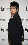 Chita Rivera attends the Fifth Annual Broadway Back To School Gala at Edison Ballroom on September 20,22019 in New York City.