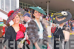 Listowel Races : Attending ladies day at Listowel Races on Sunday last were Ursala Looby, Cathy Brogan & Breda Galway.