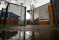 A general view of Ewood Park, home of Blackburn Rovers FC<br /> <br /> Photographer Alex Dodd/CameraSport<br /> <br /> The EFL Sky Bet Championship - Blackburn Rovers v Preston North End - Saturday 9th March 2019 - Ewood Park - Blackburn<br /> <br /> World Copyright © 2019 CameraSport. All rights reserved. 43 Linden Ave. Countesthorpe. Leicester. England. LE8 5PG - Tel: +44 (0) 116 277 4147 - admin@camerasport.com - www.camerasport.com