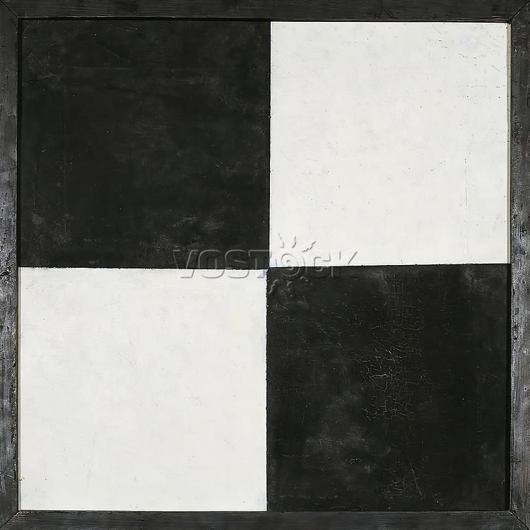 Kazimir Severinovich Malevich (1879-1935), Four Squares, 1915