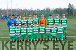 The Killarney Celtic team that played Tulla in the FAI cup in Killarney on Saturday