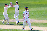 Picture by Alex Whitehead/SWpix.com - 22/04/2018 - Cricket - Specsavers County Championship Div One - Yorkshire v Nottinghamshire, Day 3 - Emerald Headingley Stadium, Leeds, England - Yorkshire's Gary Ballance is bowled by Notts' Harry Gurney for 82.