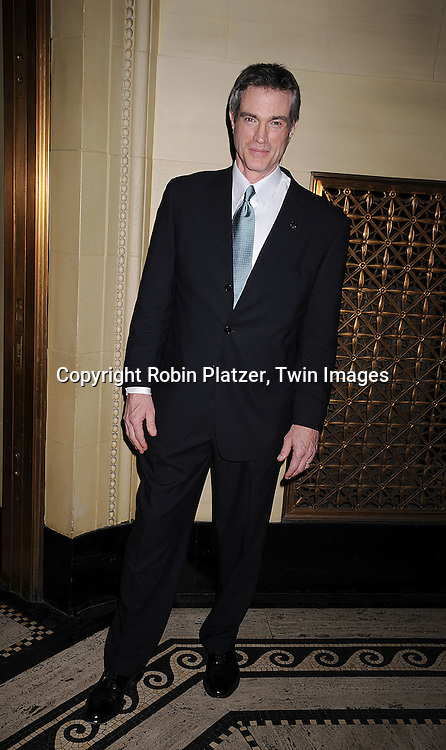 Ed Frye.at The American Federation of Television and Radio Artists Dinner honoring jounalist Sam Donaldson, actress Susan Lucci and singer Maureen McGovern with The AMEES Awards which stands for The Aftra Media and Entertainment Excellence Awards. The event was on .January 28, 2008 at Gotham Hall in New York City. ..Robin Platzer, Twin Images