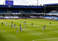 11th July 2020; The Kiyan Prince Foundation Stadium, London, England; English Championship Football, Queen Park Rangers versus Sheffield Wednesday; General view of an empty The Kiyan Prince Foundation Stadium during the 1st half