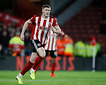 John Lundstram of Sheffield Utd  during the Premier League match at Bramall Lane, Sheffield. Picture date: 10th January 2020. Picture credit should read: Simon Bellis/Sportimage