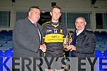 Man of the MAtch Colm Cooper  Dr Crokes Team who Defeated Legion in the Senior Club Football Championship at Fitzgerals Stadium on Saturday.