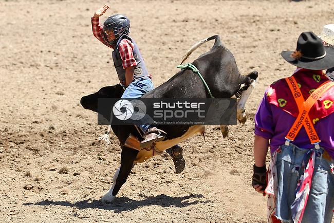 2015 Richmond Rodeo, Richmond Show Grounds, 24 January 2015, Photographer: Marc Palmano/Shuttersport
