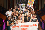 St Mary's Musical Society Navan, County Meath pictured enjoying at the Association of Irish Musical Societies annual awards in the INEC, KIllarney at the weekend.<br /> Photo: Don MacMonagle -macmonagle.com<br /> <br /> <br /> <br /> repro free photo from AIMS<br /> Further Information:<br /> Kate Furlong AIMS PRO kate.furlong84@gmail.com