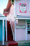 Craft shops, George Town, Grand Cayman, Cayman Islands, British West Indies,