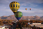 Nevada Day Hot Air Balloons 2018