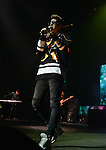 MIAMI, FL - FEBRUARY 14: Divan performs during  	<br /> Leoni Torres Y Sus Amigos With Special Guest Gente De Zona concert at James L. Knight Center on February 14, 2017 in Miami, Florida.  ( Photo by Johnny Louis / jlnphotography.com )