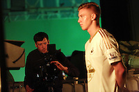Pictured: Adam King 01 April 2015<br />