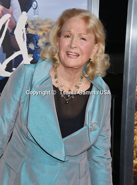 Diane Ladd 138 at the Wild Premiere at the Academy Of Motion Pictures Theatre on Nov. 19, 2014 in Los Angeles.