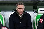 01.12.2019, Volkswagen Arena, Wolfsburg, GER, 1.FBL, VfL Wolfsburg vs SV Werder Bremen<br /> <br /> DFL REGULATIONS PROHIBIT ANY USE OF PHOTOGRAPHS AS IMAGE SEQUENCES AND/OR QUASI-VIDEO.<br /> <br /> im Bild / picture shows<br /> Frank Baumann (Geschäftsführer Fußball Werder Bremen), <br /> <br /> Foto © nordphoto / Ewert