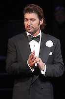 "Billy Ray Cyrus taking his curtain call after making his Broadway debut in the musical ""Chicago"" at the Ambassador Theatre in New York, 05.11.2012...Credit: Rolf Mueller/face to face / MediaPunch Inc  ***online only for weekly magazines**** /NortePhoto .<br />