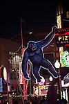 King Kong at Universal CityWalk Hollywood in Los Angeles, CA, USA