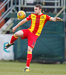 Niall Keown, Partick Thistle