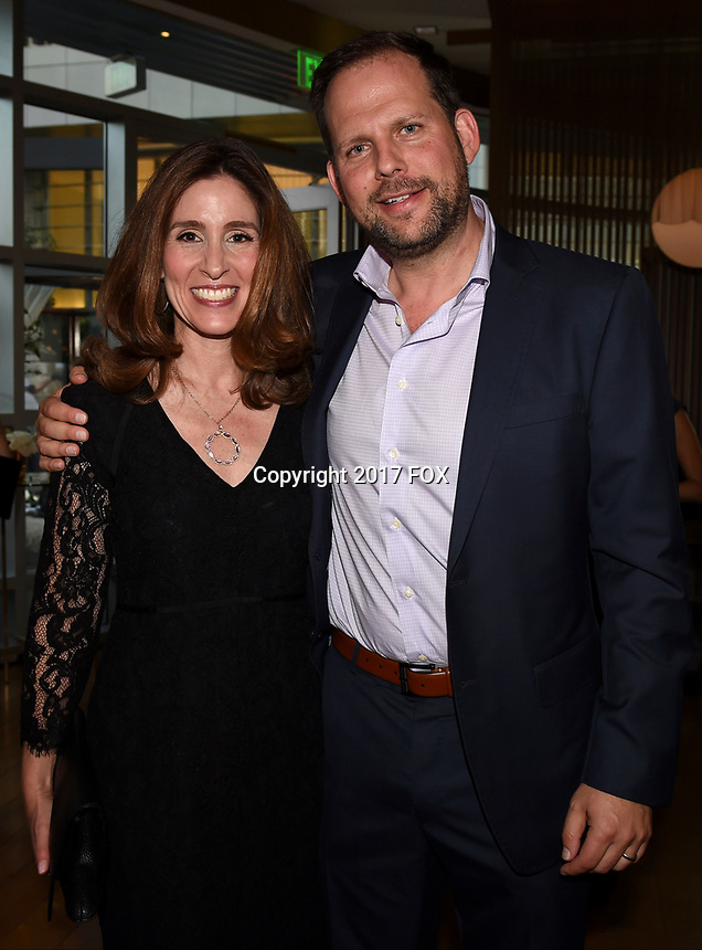 LOS ANGELES, CA - SEPTEMBER 16: (L-R) Carolyn G. Berntein and Nick Grad attend the FX Networks and Vanity Fair 2017 Primetime Emmy Nominee Celebration at Craft LA on September 16, 2017 in Los Angeles, California. (Photo by Frank Micelotta/FX/PictureGroup)