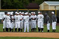 Highland 5A Baseball game
