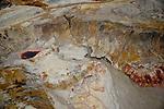 Las minas de Riotinto se sitúan en el corazón de la franja pirítica del suroeste de España, en la provincia de Huelva. Han albergado históricamente las principales minas de oro, plata y cobre del país y guarda un impresionante patrimonio industrial que lo convierten en uno de los puntos más singulares de Andalucía. En la imagen la mina de Cerro Colorado. Martes y 13 diciembre 2011(c) Pedro ARMESTRE.