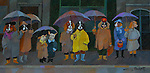 &quot;Waiting in the Rain&quot;<br />
