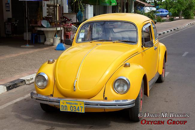 Volkswagen Beetle In Vientiane