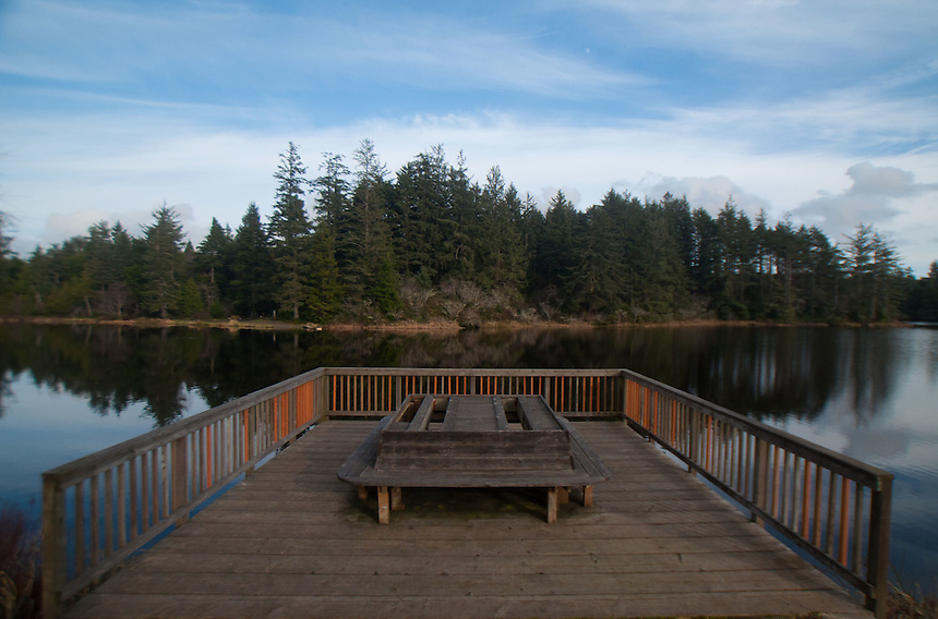 Black Lake, Ilwaco, Washington, US