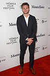 Actor Jon Rudnitsky arrives at the Tribeca Talks: Storytellers with Ed Burns & world premiere of Summertime at BMCC Tribeca PAC, on April 27, 2018, during the 2018 Tribeca Film Festival.