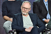 PASADENA, CA - FEBRUARY 10:  Liam Cunningham attends the The Hot Zone panel at the 2019 National Geographic portion of the Television Critics Association Winter Press Tour at The Langham Huntington Hotel on February 10, 2019 in Pasadena, California. (Photo by Vince Bucci/National Geographic/PictureGroup)