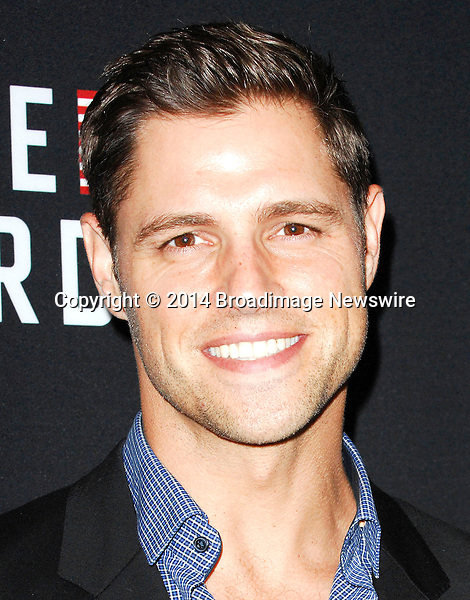Pictured: Sam Page<br /> Mandatory Credit &copy; Adhemar Sburlati/Broadimage<br /> Film Premiere of House of Cards<br /> <br /> 2/13/14, Los Angeles, California, United States of America<br /> <br /> Broadimage Newswire<br /> Los Angeles 1+  (310) 301-1027<br /> New York      1+  (646) 827-9134<br /> sales@broadimage.com<br /> http://www.broadimage.com