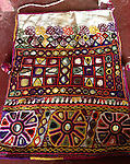 ANTIQUE TEXTILE DOWRY BAG
