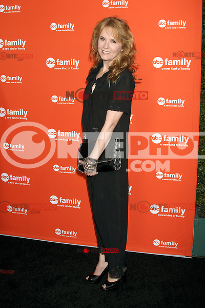 Lea Thompson at the ABC Family West Coast Upfronts party at The Sayers Club on May 1, 2012 in Hollywood, California. © mpi26/MediaPunch Inc.