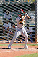 Michael Gilmartin - Oakland Athletics 2009 Instructional League.Photo by:  Bill Mitchell/Four Seam Images..