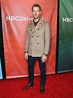 11 January 2020 - Pasadena, California - Justin Hartley. NBCUniversal Winter Press Tour 2020 held at Langham Huntington Hotel. Photo Credit: Birdie Thompson/AdMedia