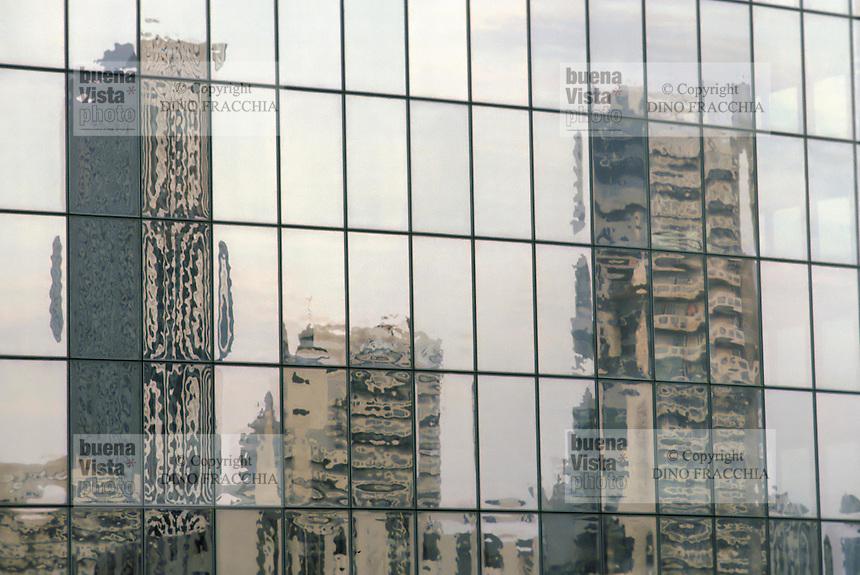 - Paris, skyscrapers in the Defense district....- Parigi, grattacieli nel quartiere della Defense