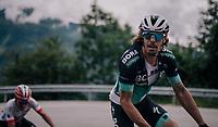 Dani&euml;l Oss (ITA/Bora Hansgrohe)<br /> <br /> Stage 5: Gstaad &gt; Leukerbad (155km)<br /> 82nd Tour de Suisse 2018 (2.UWT)