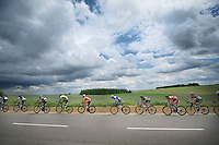 2013 Skoda Tour de Luxembourg<br /> stage 1: Luxembourg - Hautcharage (184km)