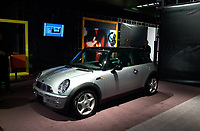 Mini at the Luxury car show 2002<br />